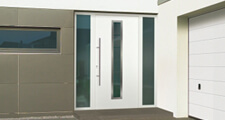 Aluminium voordeuren