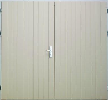 houten openslaande garagedeur Type HGV15