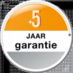 5 Jaar Hörmann Garantie