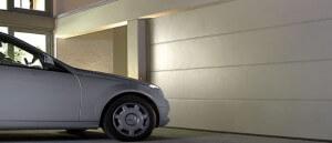 Aanbieding Hormann Renomatic Sandgrain Sectionaaldeur met motor