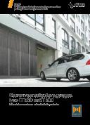 Brochure Parkeerkelder garagedeuren