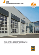 Brochure downloaden Industriële sectionaaldeuren