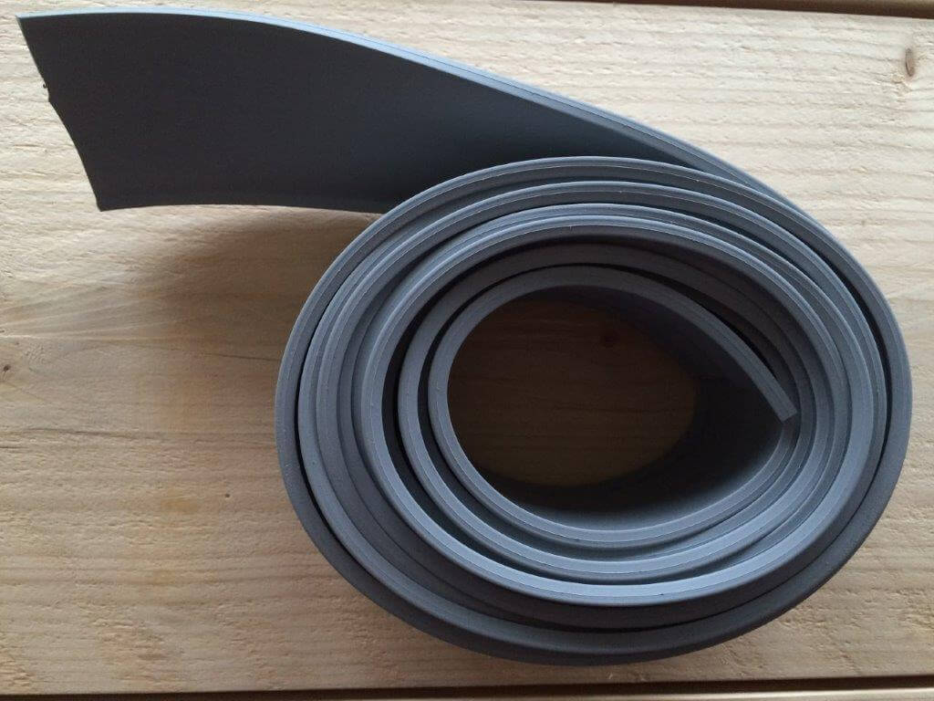 Polynorm afsluitrubber