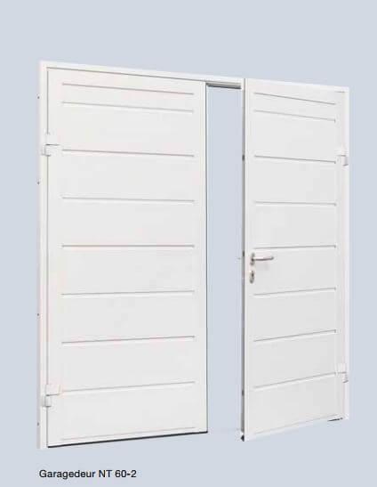 openslaande deur NT60-2