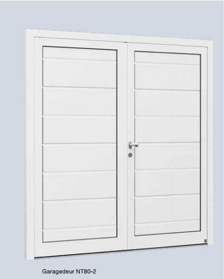 openslaande deur NT80-2