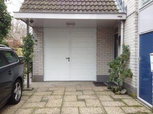 Openslaande garagedeurdeur NT60-2