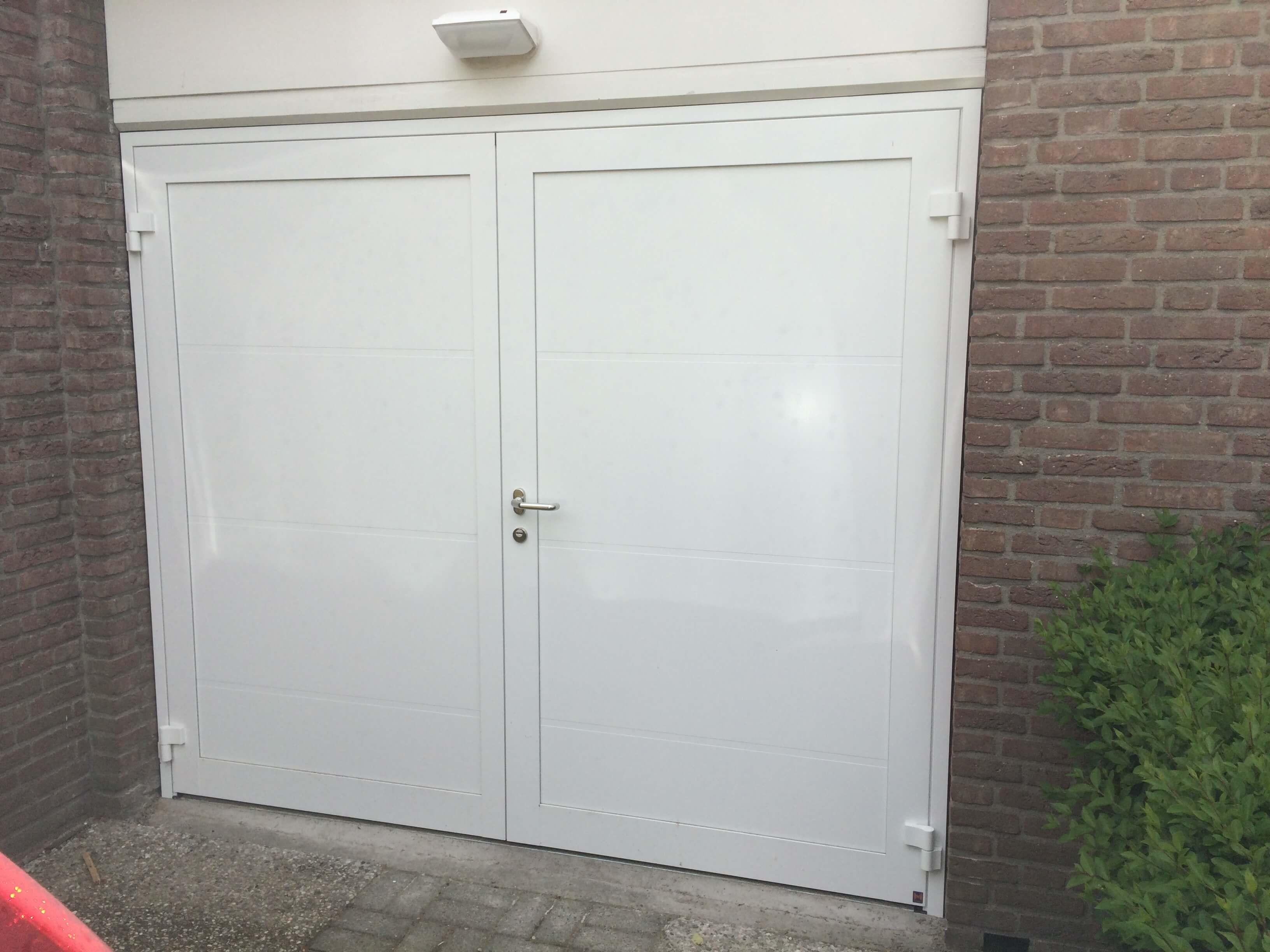 Openslaande garagedeur NT60-2