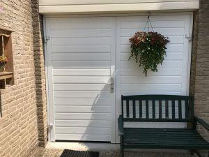 Openslaande deur NT60-2 S profilering