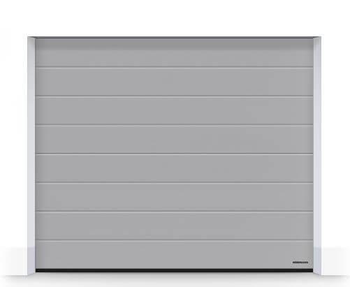 wit aluminium woodgrain