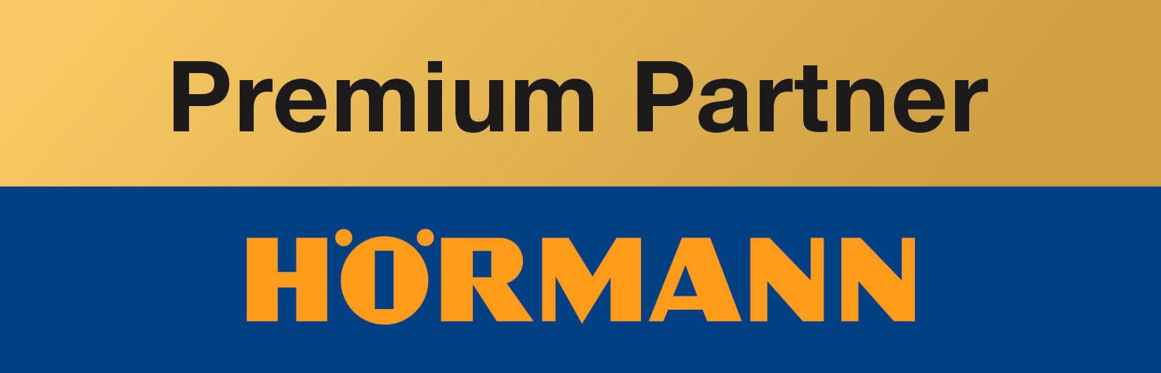 wij zijn geselecteerd hormann premium partner
