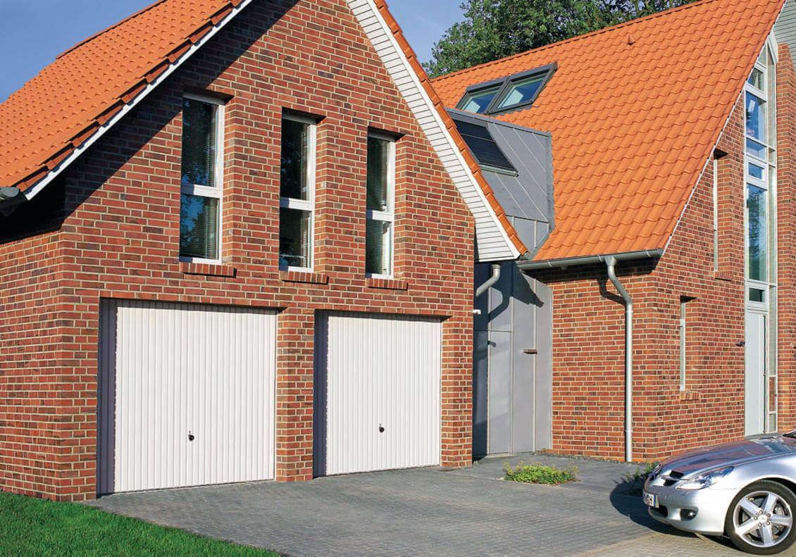 Elektrische Garagedeuren Meer Bedieningsgemak En Beveiliging